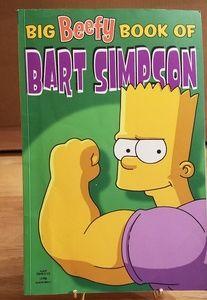 Big Beefy Book Of Bart Simpson 2005